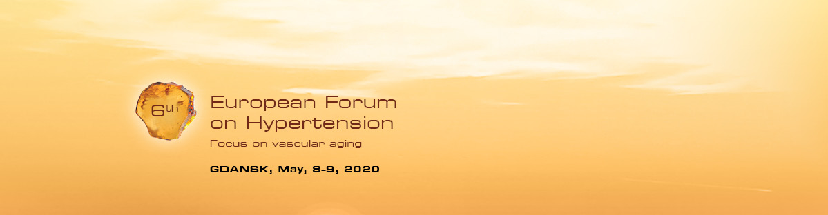 6th European Forum of Hypertension